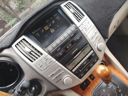 Lexus RX 350 2007 года за 6 800 000 тг. в Алматы – фото 24