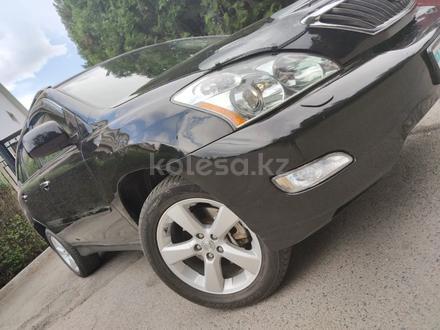 Lexus RX 350 2007 года за 6 800 000 тг. в Алматы – фото 5