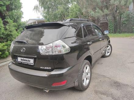Lexus RX 350 2007 года за 6 800 000 тг. в Алматы – фото 8