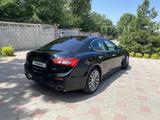 Maserati Ghibli 2013 года за 25 000 000 тг. в Алматы – фото 4