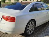 Audi A8 2011 года за 11 400 000 тг. в Нур-Султан (Астана) – фото 5
