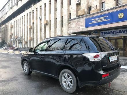 Mitsubishi Outlander 2013 года за 5 100 000 тг. в Алматы – фото 7