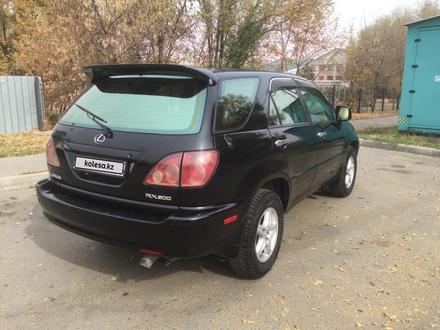 Lexus RX 300 1999 года за 3 495 000 тг. в Алматы – фото 3