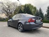 BMW 330 2006 года за 4 900 000 тг. в Алматы