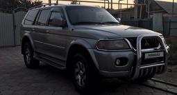 Mitsubishi Montero Sport 2001 года за 3 850 000 тг. в Алматы – фото 2