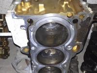 Заряженный блок двигателя на Honda CR-V 2.4 K24A за 60 000 тг. в Алматы