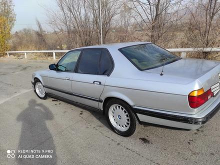 BMW 730 1992 года за 1 150 000 тг. в Алматы – фото 3