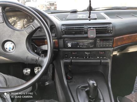 BMW 730 1992 года за 1 150 000 тг. в Алматы – фото 4