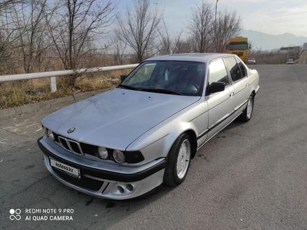 BMW 730 1992 года за 1 150 000 тг. в Алматы – фото 5