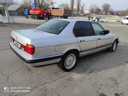 BMW 730 1992 года за 1 150 000 тг. в Алматы – фото 6