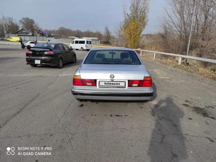 BMW 730 1992 года за 1 150 000 тг. в Алматы – фото 9