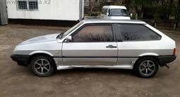 ВАЗ (Lada) 2108 (хэтчбек) 2001 года за 500 000 тг. в Рудный – фото 5