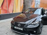 Lexus IS 250 2014 года за 9 900 000 тг. в Усть-Каменогорск – фото 4