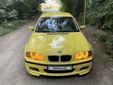 BMW 328 1998 года за 2 700 000 тг. в Алматы