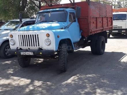 ГАЗ  53 1982 года за 1 200 000 тг. в Сарыагаш – фото 4