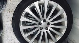 Диски с резиной Pirelli от Subaru Legacy за 265 000 тг. в Алматы