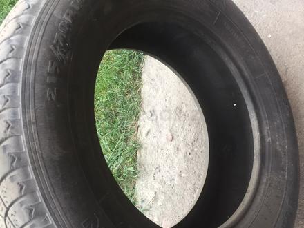 Хорошие шины в отличном состояний за 40 000 тг. в Алматы – фото 5