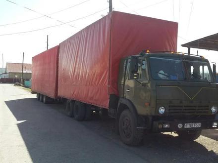 КамАЗ 1996 года за 5 000 000 тг. в Алматы – фото 2