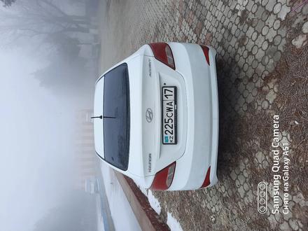 Hyundai Accent 2015 года за 4 900 000 тг. в Шымкент – фото 3