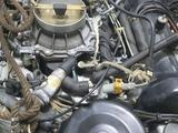 Двигатель + акпп на Mercedes w126 m117 за 1 795 027 тг. в Владивосток – фото 2