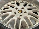 Диски R22 на Porsche Cayenne. ЭКСКЛЮЗИВНЫЕ. за 2 000 000 тг. в Нур-Султан (Астана)