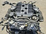 Двигатель VQ35 за 762 000 тг. в Алматы – фото 2