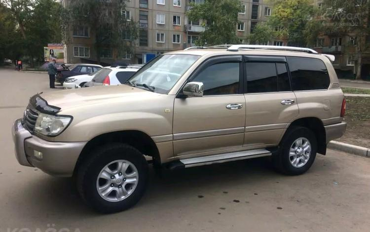 Toyota Land Cruiser 2003 года за 6 500 000 тг. в Усть-Каменогорск