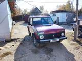 ВАЗ (Lada) 2121 Нива 1986 года за 560 000 тг. в Талдыкорган – фото 2