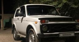 ВАЗ (Lada) 2121 Нива 2012 года за 1 750 000 тг. в Тараз