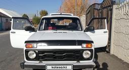 ВАЗ (Lada) 2121 Нива 2012 года за 1 750 000 тг. в Тараз – фото 2