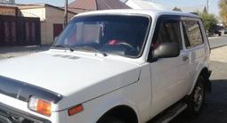 ВАЗ (Lada) 2121 Нива 2012 года за 1 750 000 тг. в Тараз – фото 4