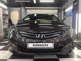 Hyundai Accent 2015 года за 4 350 000 тг. в Алматы