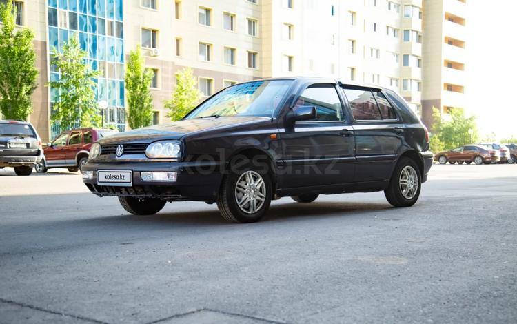 Volkswagen Golf 1993 года за 950 000 тг. в Нур-Султан (Астана)
