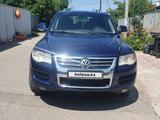 Volkswagen Touareg 2007 года за 4 600 000 тг. в Алматы