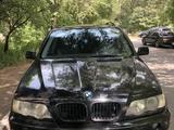 BMW X5 2002 года за 4 100 000 тг. в Алматы