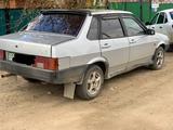 ВАЗ (Lada) 21099 (седан) 2000 года за 650 000 тг. в Актобе – фото 2