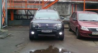 Противотуманки (туманная фара) Renault Duster, Lodan, Sandero за 3 000 тг. в Караганда
