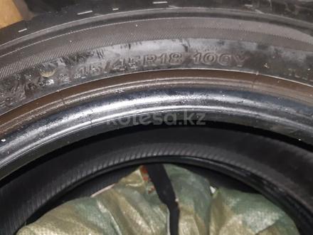Bridgestone 245/45/18 за 22 000 тг. в Алматы – фото 3