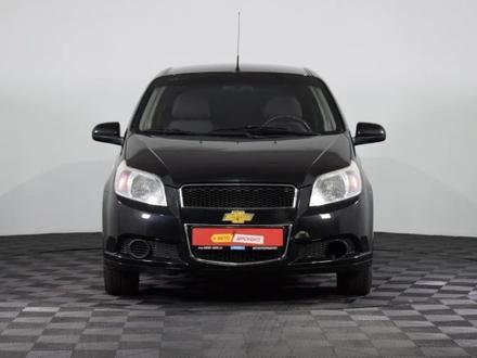 Chevrolet Aveo 2012 года за 2 460 000 тг. в Алматы – фото 2