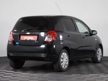 Chevrolet Aveo 2012 года за 2 460 000 тг. в Алматы – фото 3