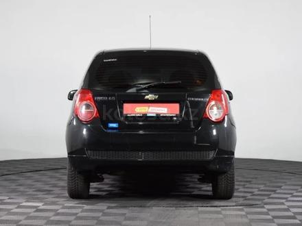 Chevrolet Aveo 2012 года за 2 460 000 тг. в Алматы – фото 4