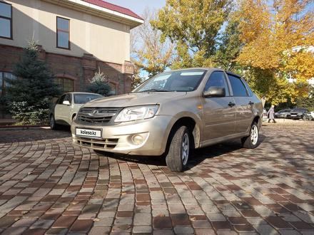 ВАЗ (Lada) 2190 (седан) 2013 года за 1 370 000 тг. в Уральск – фото 11