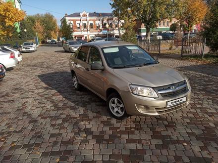 ВАЗ (Lada) 2190 (седан) 2013 года за 1 370 000 тг. в Уральск – фото 12