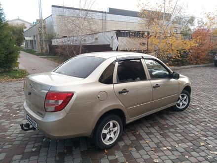 ВАЗ (Lada) 2190 (седан) 2013 года за 1 370 000 тг. в Уральск – фото 14