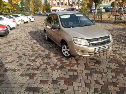 ВАЗ (Lada) 2190 (седан) 2013 года за 1 370 000 тг. в Уральск – фото 16