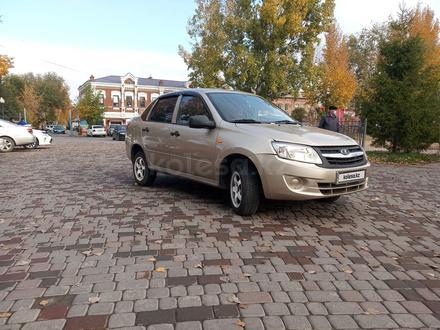 ВАЗ (Lada) 2190 (седан) 2013 года за 1 370 000 тг. в Уральск – фото 5