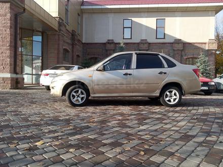 ВАЗ (Lada) 2190 (седан) 2013 года за 1 370 000 тг. в Уральск – фото 8