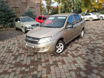 ВАЗ (Lada) 2190 (седан) 2013 года за 1 370 000 тг. в Уральск – фото 9