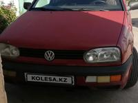 Volkswagen Golf 1992 года за 800 000 тг. в Алматы