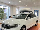 Volkswagen Polo Origin 2021 года за 7 090 000 тг. в Семей